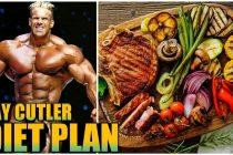 Jay Cutlers Mr. Olympia- vinnende diett