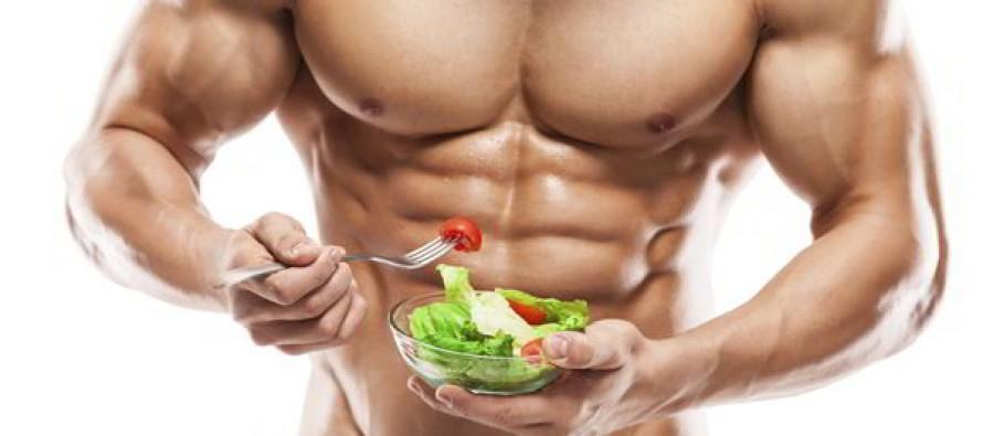 Mat som gir muskler