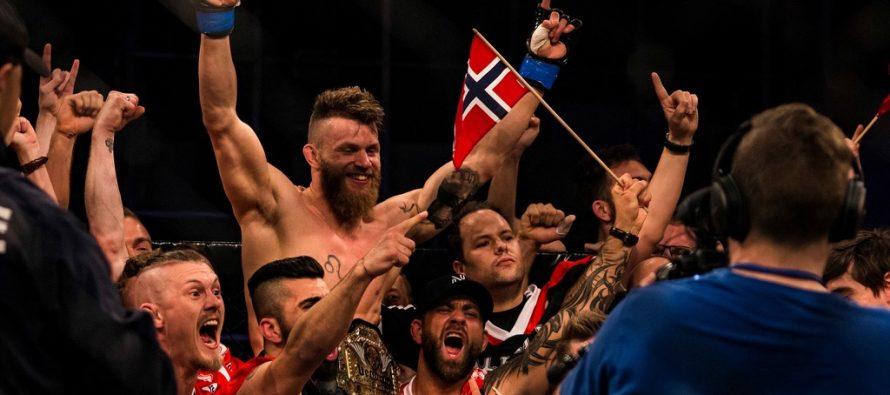 MMA-Meek tilbake i buret