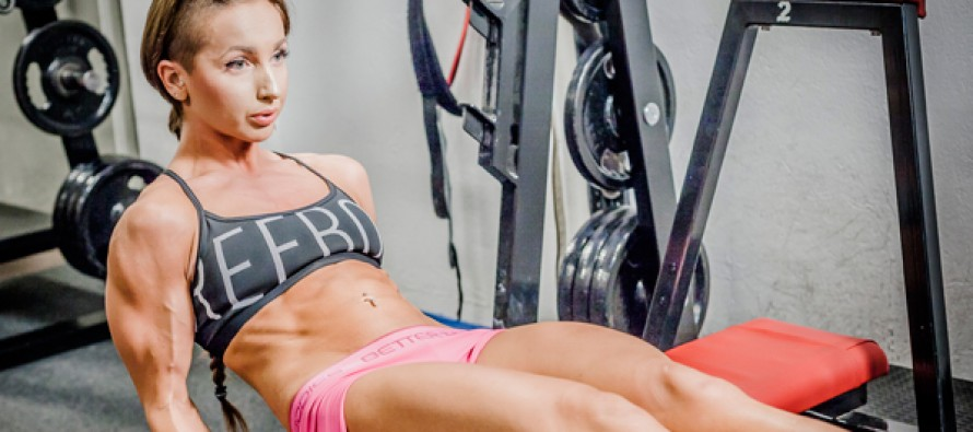 FITNESS: Emilie Lund debuterer i bikinifitness