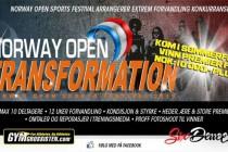 Norway Open Transformation 2015