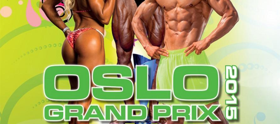 Oslo Grand Prix 2015 | Video-intervjuer