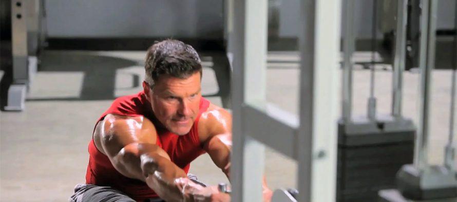 Kutt ned på pausene og få større muskler