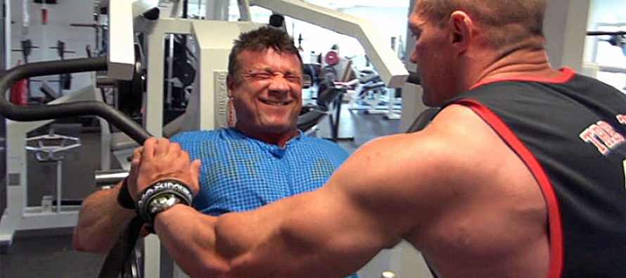 WEB-TV: Knut og Jørgen satser for fullt mot VM i Bodybuilding
