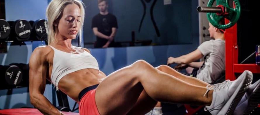 Silje Due Bakken (26) debuterte nå i høst – gikk helt til topps i Bodyfitness på NM