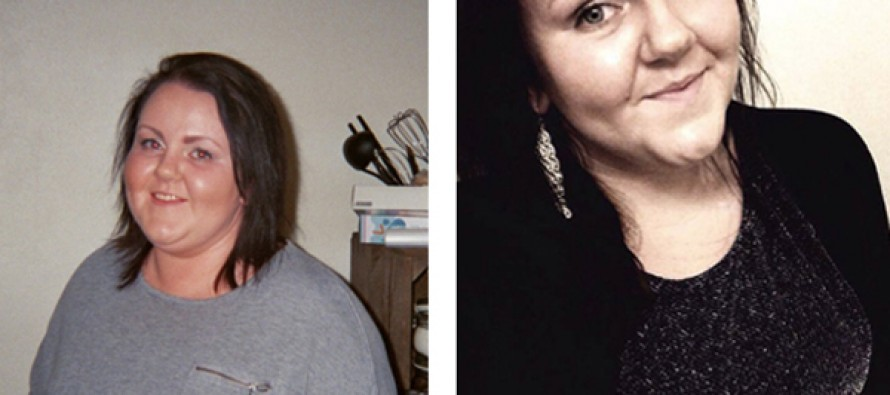 Ida gikk ned 32 kg på 9 måneder!