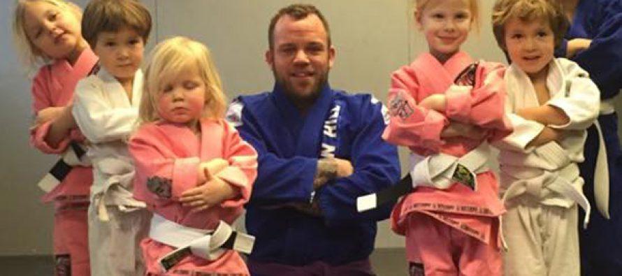 Frank Arnesen er klar for Superfights til helgen