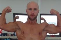 Lars har trent med vekter i 17 år – nå er han klar for å debutere i Classic Bodybuilding.
