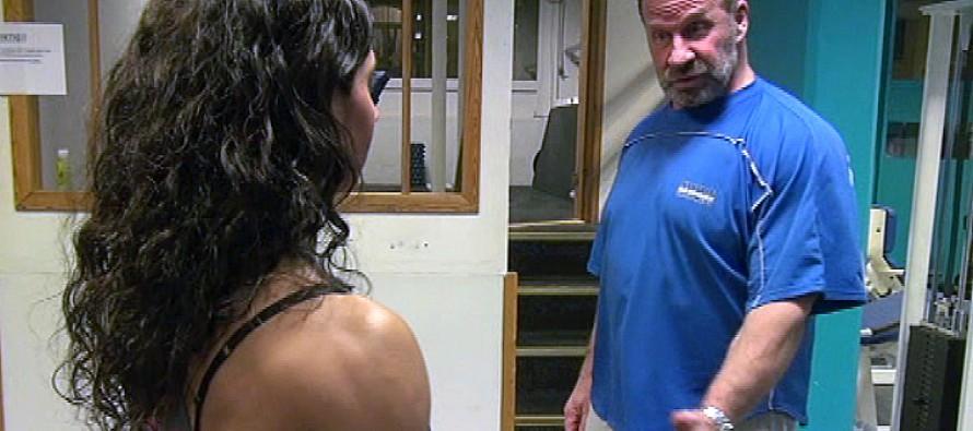 WEB-TV TEASER: På trening med Geir Borgan Paulsen og Arti Sharma Lopes