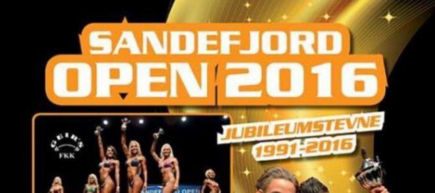 Sandefjord Open 2016