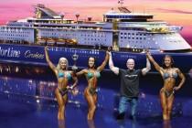 Få med deg tidenes første Fitness Cruise