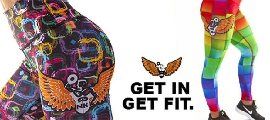 Emmanuel (29) har designet egen fitness-kolleksjon