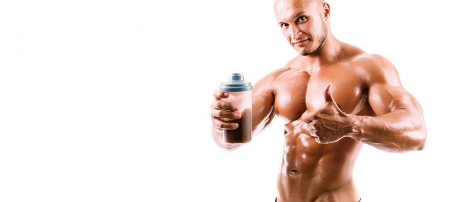 Slik bygger du store, sterke og definerte muskler med riktig bruk av protein!