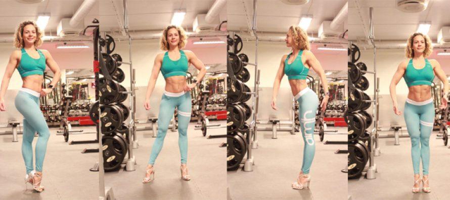 Christina Alstad – Fra ME syk til Fitnessutøver