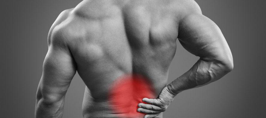 Får du smerter i korsryggen når du sitter?
