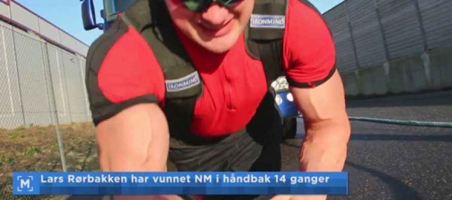 WEB-TV: Lars Rørbakken spiste seks hjort og tre lama