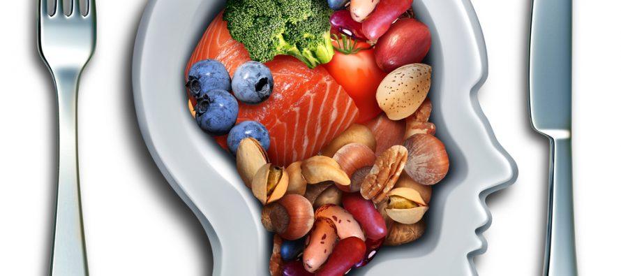 Å spise riktig –  gjør deg supersmart!