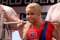 Fra partygirl til VM-medaljør
