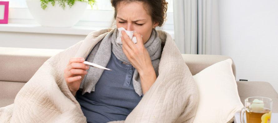 Unngå influensa