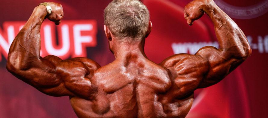 WEB-TV: På trening med kroppsbygger Toni Reistad