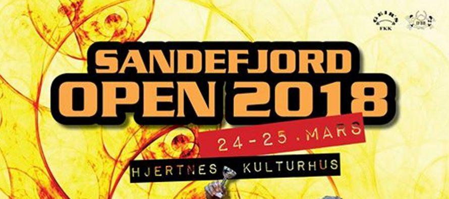 Sandefjord Open 2018