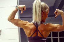 WEB-TV: På trening med Karoline Kjærnes