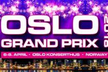 Oslo Grand Prix 2018 – Resultater