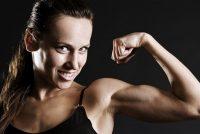 Hvor mye muskler mister du på et par uker?