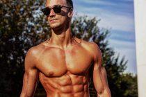 Andre Stavseng debuterer i Men`s physique