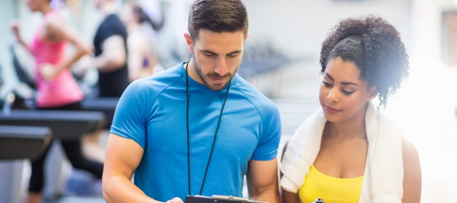 Lyst til å bli personlig trener?