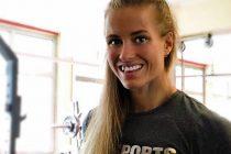 WEB-TV: På trening med Kristin Elsebutangen