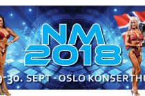NM2018 i Bodybuilding & Fitness | Bilder