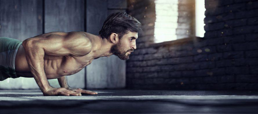 Kan det å fokusere på muskelen under trening gi muskelvekst?
