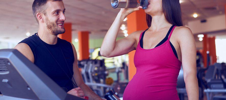 Graviditet og fysisk aktivitet