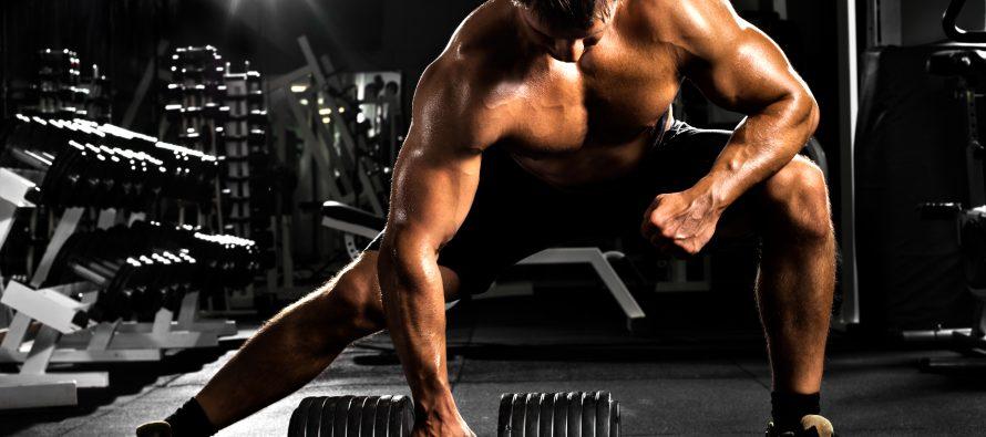 Slik bygger du Muskler!