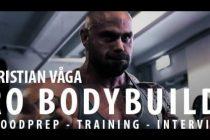 WEB-TV: På trening med IFBB Pro Ole Kristian Våga