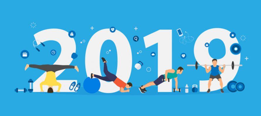 Topp 10 treningstrender for 2019