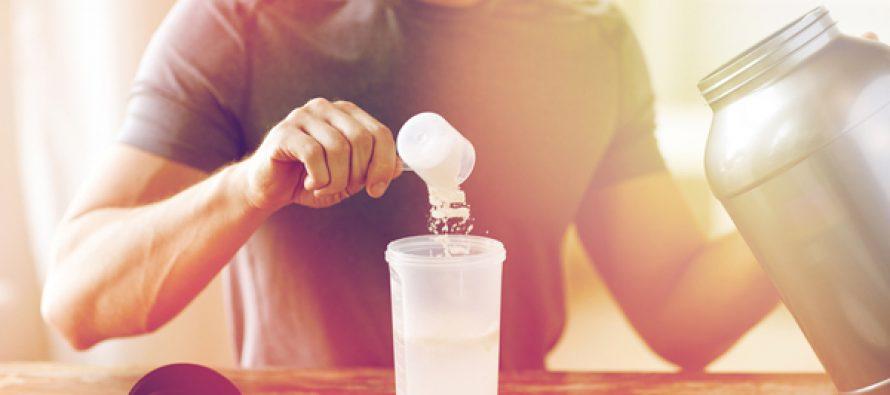 Proteinpulver – whey og kasein