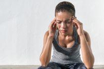 Får du hodepine under eller etter trening?