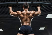 Tre øvelser for en brutal rygg