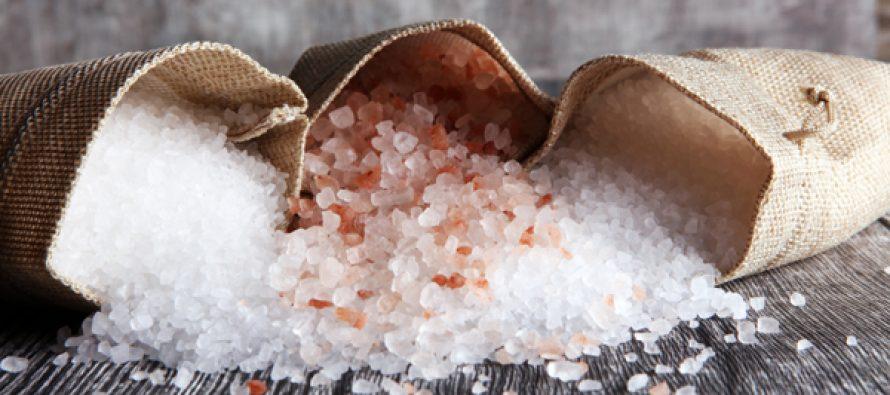 Salt og helse
