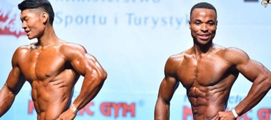 WEB-TV: På trening med Randy Osei Tutu