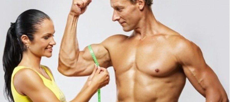 Bygg muskler med protein FØR trening!