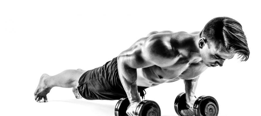 Bygg muskler i din egen stue