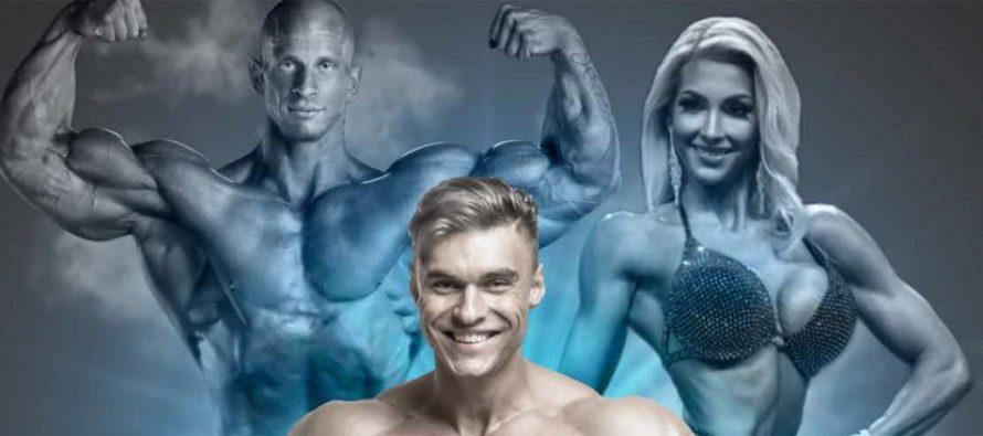 EM i Bodybuidling & Fitness 2019