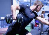 WEB-TV: På trening med IFBB men`s physique athlete Kristoffer Henæs