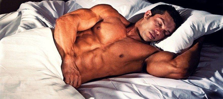 Prioriter søvn høyt hvis du skal bygge muskler.