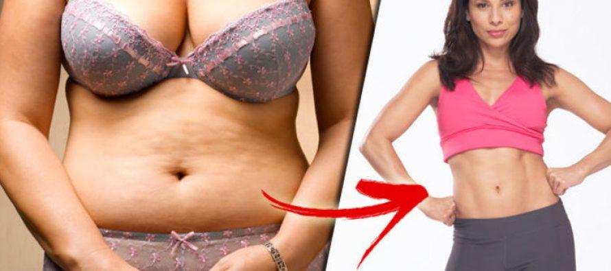 Gå ned 5 kilo på 3 uker med disse øvelsene