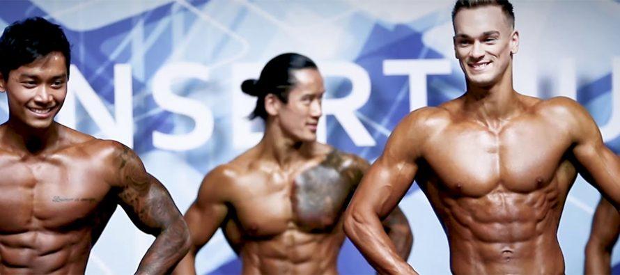 Treningsprogram mann, Men's Physique / overkroppsfokus
