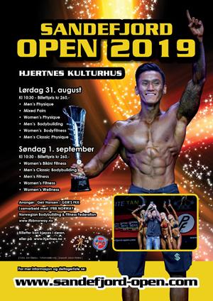 Sandefjord Open 2019